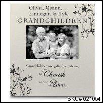 Grandchildren Wood Frame