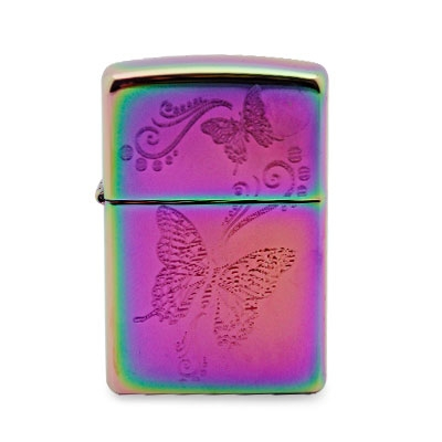 zippo butterflies spectrum