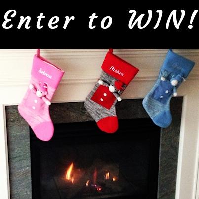 christmas stocking contest fb image