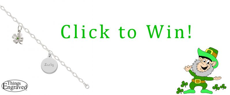 luck of the irish contest image email