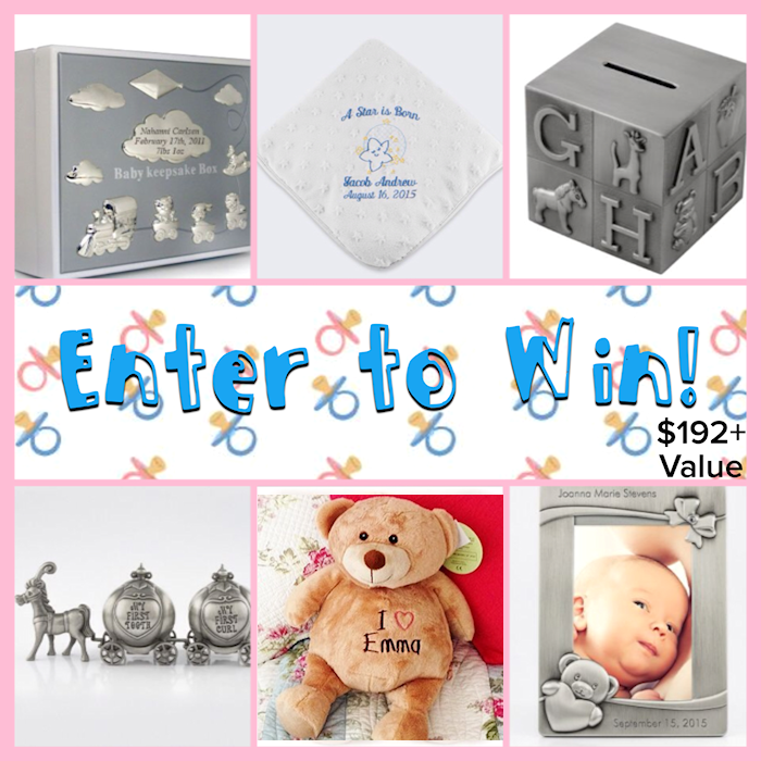 baby gift set contest image