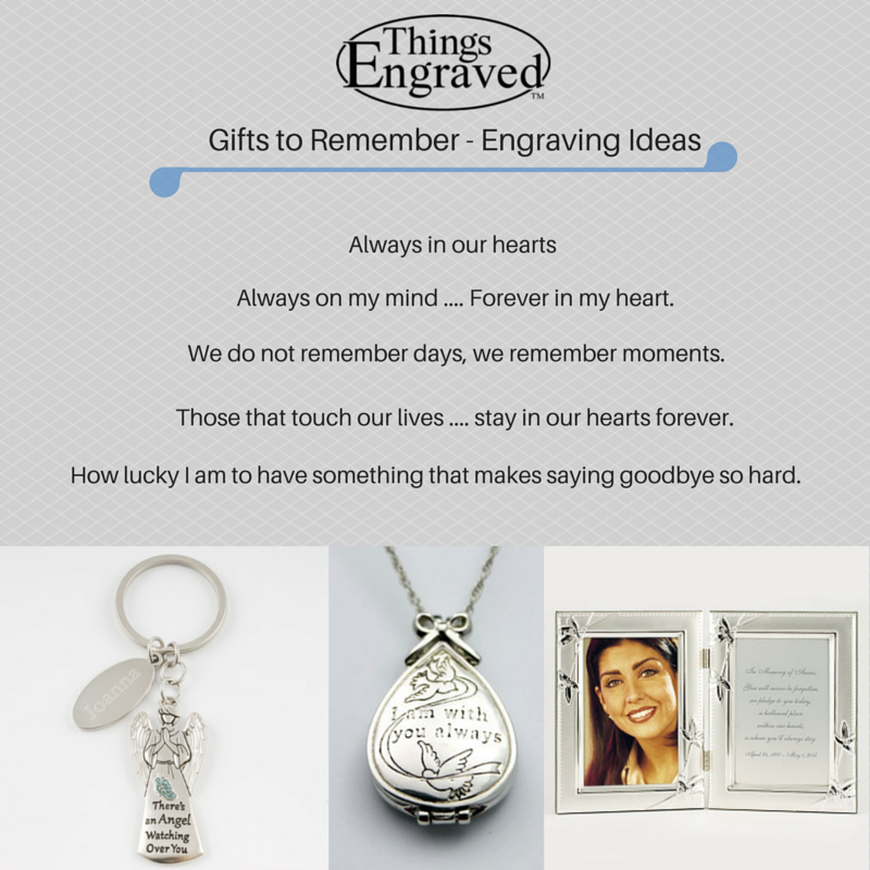Gifts to Remember