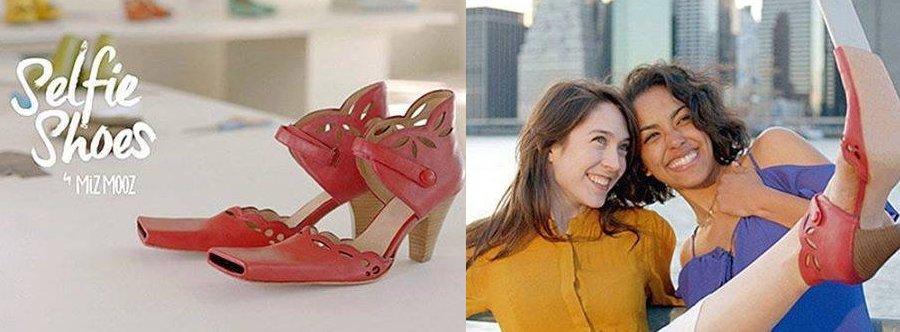 Miz Mooz Selfie Shoe - Photo Credit: Miz Mooz