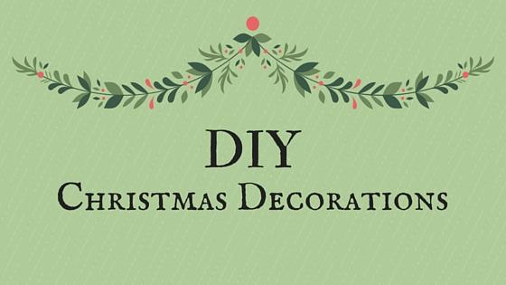 DIY Christmas Decorations Blog